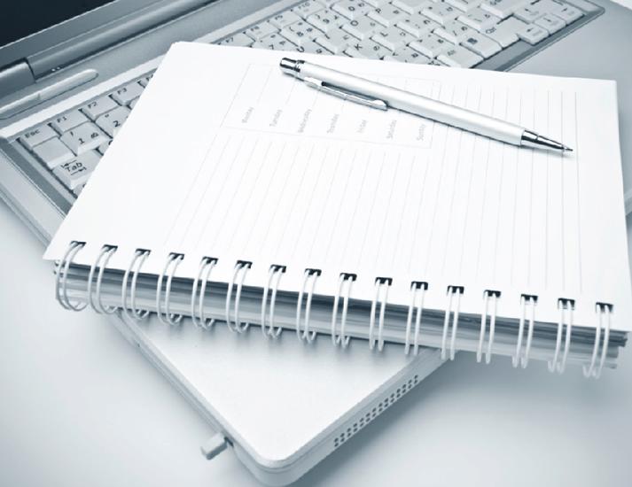 Agendas, cadernos e organizers