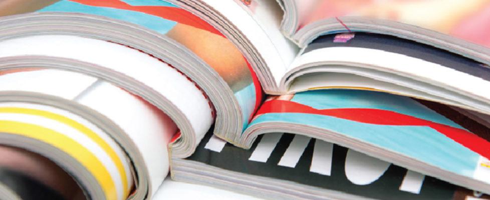 Revistas periodicas e institucionais.