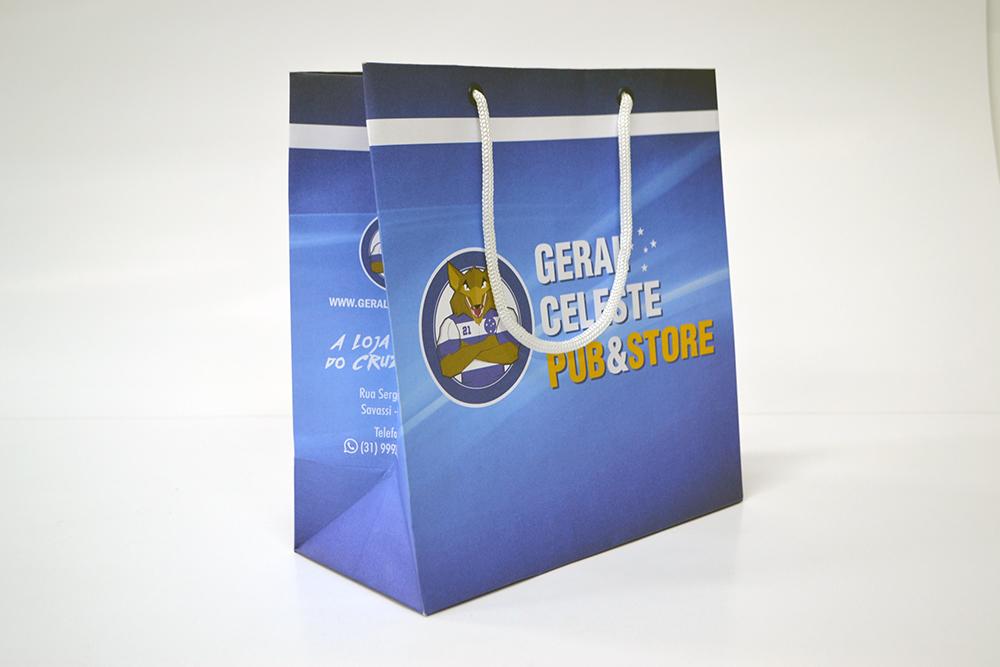 sacolas de papel personalizadas